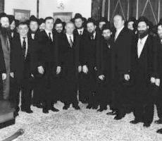 Завтра в Кремль пребывает делегация раввинов из Израиля, Австрии, Великобритании, Германии