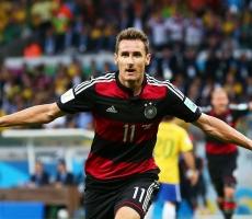 Сборная Германии разгромила Бразилию со счётом 7-1