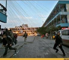 Внешнеполитичсекие ведомства сран СНГ рекоммендуют своим гражданам воздержаться от поездок в Израиль и Палестину