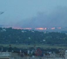 В Луганске идут ожесточенные бои