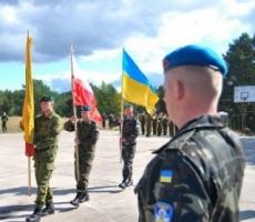 Украина, Польша и Литва сформируют ударную армейскую бригаду