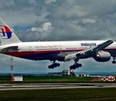 Малайзийский авиалайнер был подбит над территорией Украины