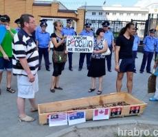 Одесса: эпатажные атаки на Путина продолжаются