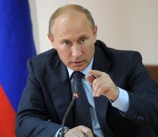 Владимир Путин обратился к мировой общественности с призывом объединиться