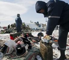 Сегодня началась транспортировка тел погибших из Украины в Нидерланды