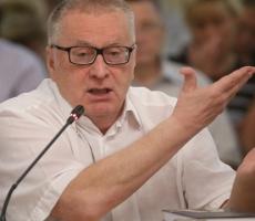 Жириновский может оказаться в украинской тюрьме