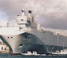 Сегодня в России отмечают день военно-морского флота