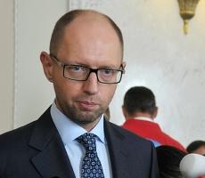 """Арсений Яценюк: """"Никогда в Украине между Президентом и Премьер-министром не будет никакого противостояния"""""""