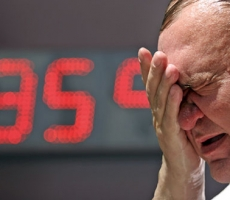 На Украину, Приднестровье и Молдову надвигается аномальная жара