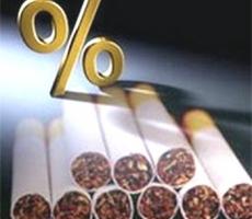 Ставки акцизного налога на алкоголь и табак повысились с 1 июля