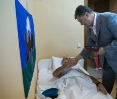 Петр Порошенко поздравил десантников с профессиональным праздником