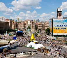 Киев на грани очередного Майдана
