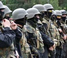 """""""Айдар"""" станет регулярной воинской частью"""