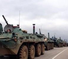 Молдова стягивает бронетехнику к Приднестровью