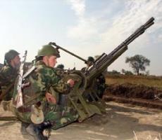 В Тирасполе стреляют из всех видов оружия