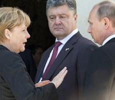 ЕС готовит встречу для Петра Порошенко и Владимира Путина