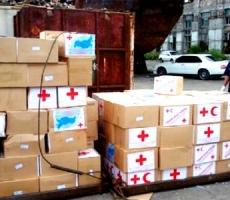 Жители Донбасса получат помощь из Киева