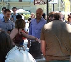 Мэр Одессы ответил на новые вопросы горожан