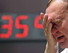 Аномальная жара спровоцировала рост числа лиц с инсультом в Приднестровье и Молдове