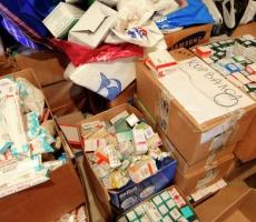 Информация о предоставлении помощи для жителей городов Донецкой и Луганской областей