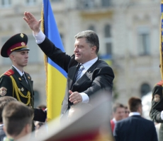 Петр Порошенко посетил Одессу