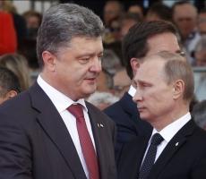 Завтра состоится самая ожидаемая встреча Путина и Порошенко