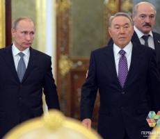 Сегодня в Минске проходит встреча глав России, Украины, Беларуси и Казахстана