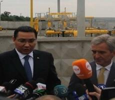 В Молдове состоялось открытие альтернативного газопровода из Румынии