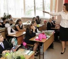 В Молдове первоклассники получили буквари бесплатно