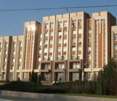 В Приднестровье депутаты и министры соревнуются в спартакиаде