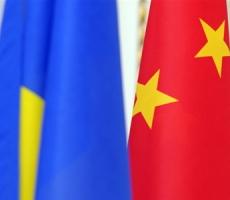 Китай заинтересован в расширении двустороннего товарооборота с Украиной