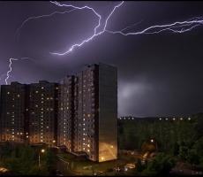 Мощный шторм накрыл Одессу