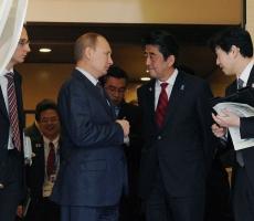 Путина не пустят в Токио по просьбе США