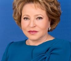 Валентина Матвиенко вновь заняла пост сенатора