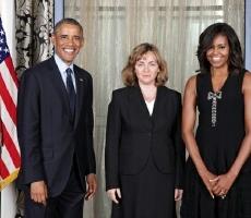 Президент США Барак Обама встретился с министром иностранных дел Молдовы