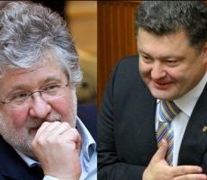 Противостояние Порошенко и Коломойского ослабевает