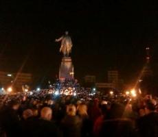 Памятник Ленина в Харькове будет восстановлен