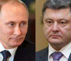 Новые договорённости Путина и Порошенко были засекречены