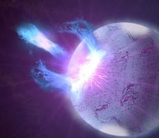 """Астрономам NASA удалось зафиксировать редчайшее космическое явление """"звездотрясене"""""""