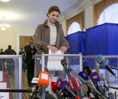 Первая леди Украины уже сделала свой выбор