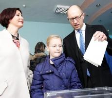 Явка на досрочных выборах в Украине к настоящему времени составляет 19,52%