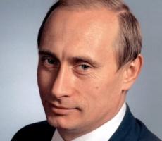 Владимир Путин поздравил украинский народ с 70-летием освобождения от фашистских захватчиков