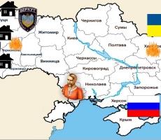 Власть в Украине смещается к центру