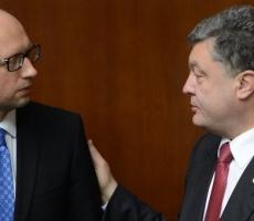 """""""Блок Петра Порошенко"""" поддержит кандидатуру Арсения Яценюка на должность премьера"""