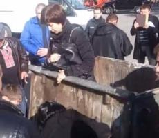 В Украине продолжаются акции люстрации госчиновников