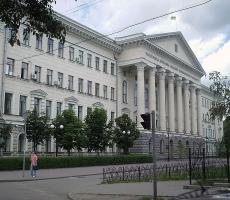 Украинская государственная академия железнодорожного транспорта реорганизована