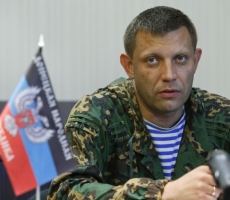 Александр Захарченко стал главой самопровозглашенной Донецкой народной республики
