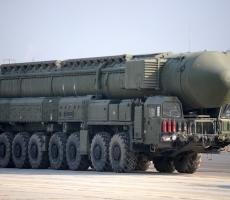 Российская армия провела испытания ракетных носителей