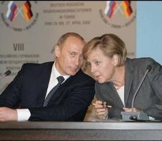 Путин: санкции против России плачевно скажутся на Германии
