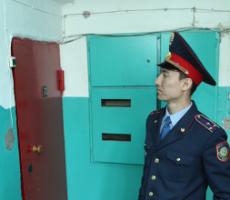 B Приднестровье отмечают день участкового инспектора милиции